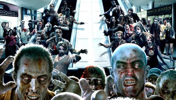 If a Zombie Apocalypse were to happen in real life and you were stuck on an isolated shopping mall, what would you do?