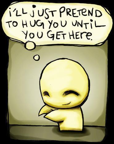 How do hugs make you feel?
