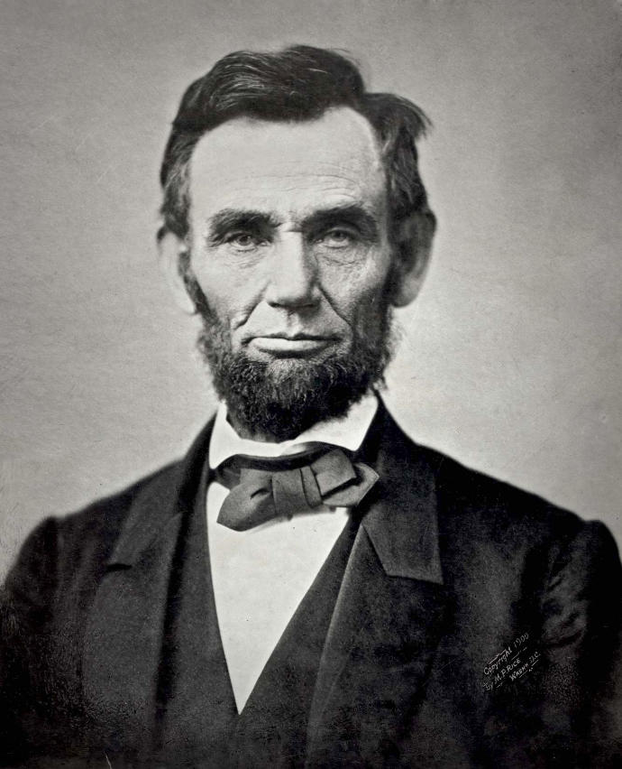 Were you taught in school that Abraham Lincoln was
