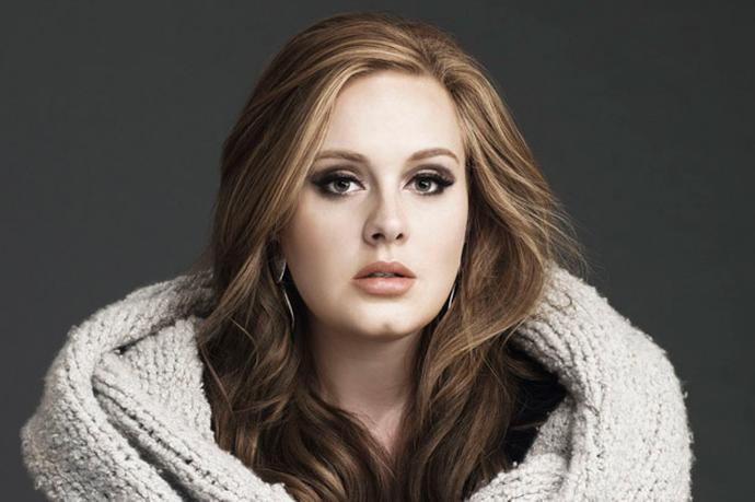 Is Adele the most beautiful female singer?
