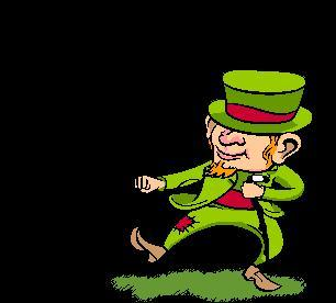 If you met a Leprechaun, what would you do or say to him?