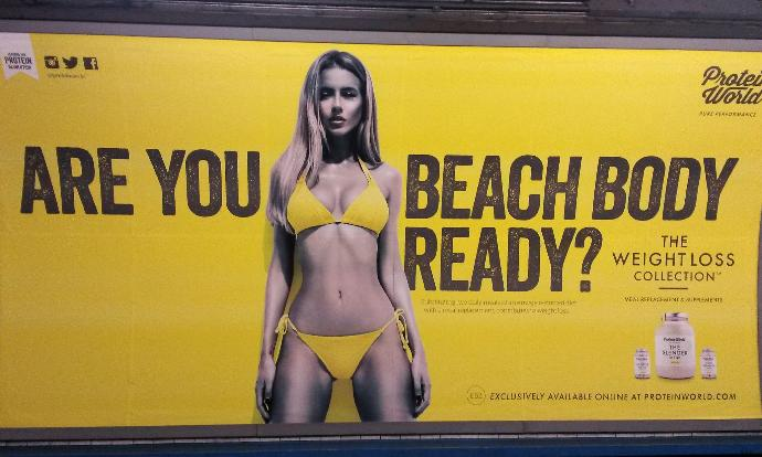 Are You Beach Body Ready?