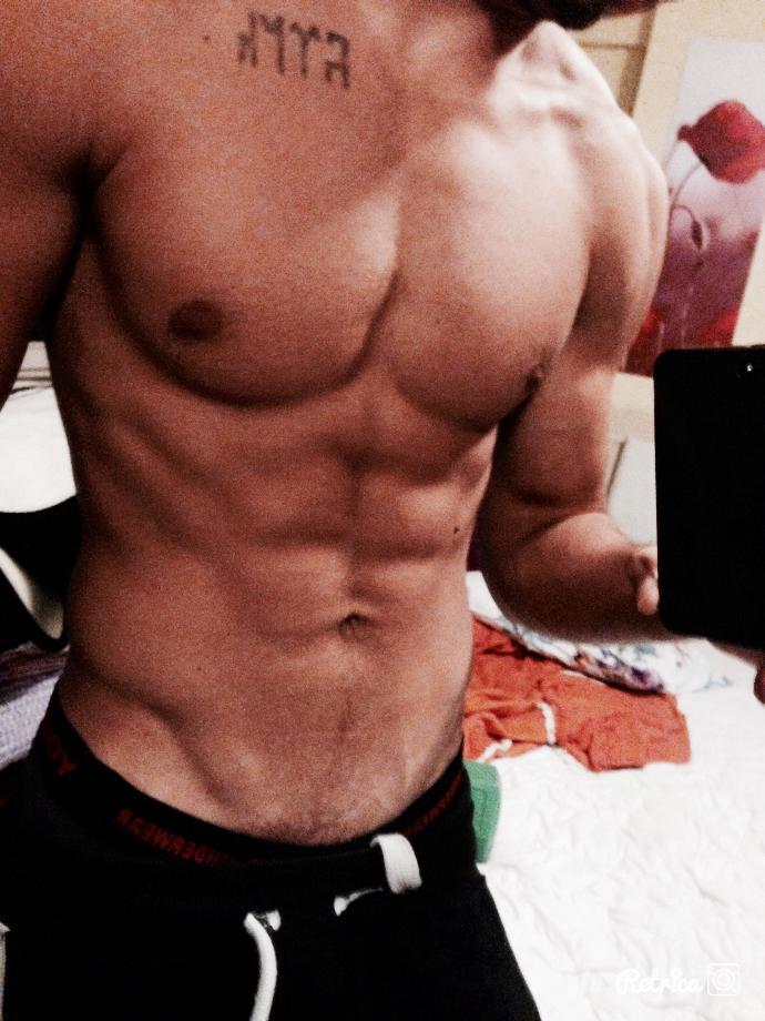 How is my body looks?