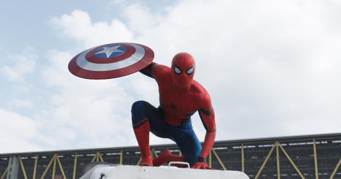 What do y'all think about the new Spider-Man suit in Civil War?