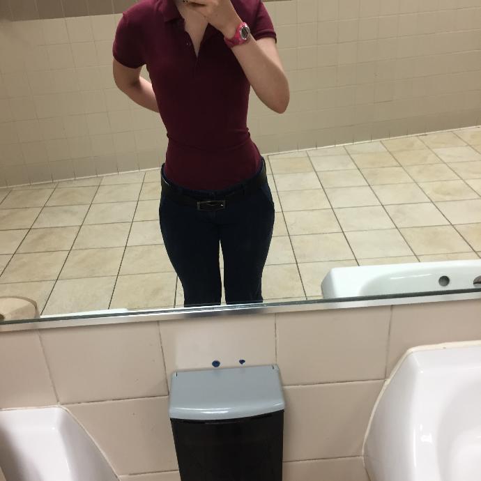 Rate my body?? Do I look too skinny?