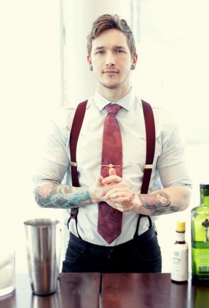 Girls, Tatted guys. What do you think? (Pic included!)?