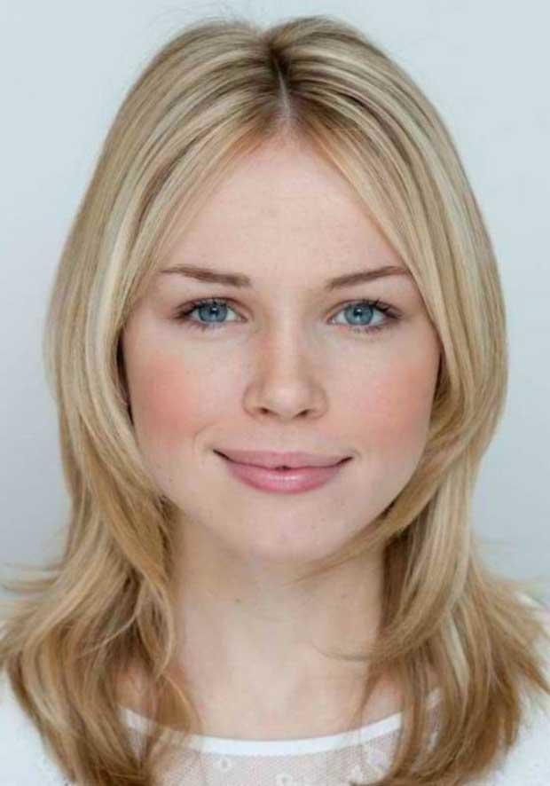 Scientifically beautiful face?