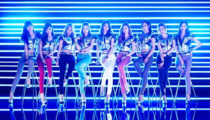 Presenting Kpop Groups: Girls Generation (aka SNSD)  do you like them :)  ?