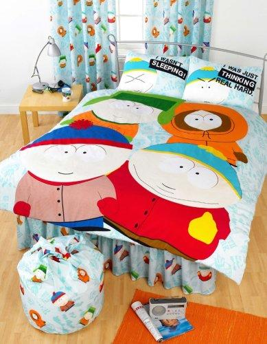Does anyone know where I can buy a South Park DOUBLE duvet like this one??