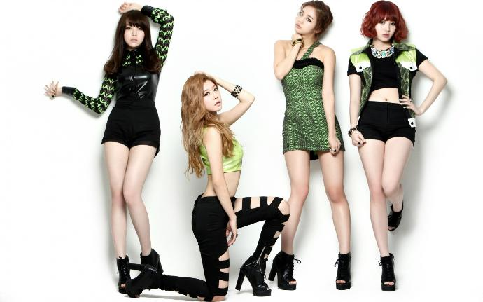 Girl's Day  do you like them ?