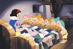 Would Snow White and the Seven Dwarfs have been better with an epic gangbang in it?