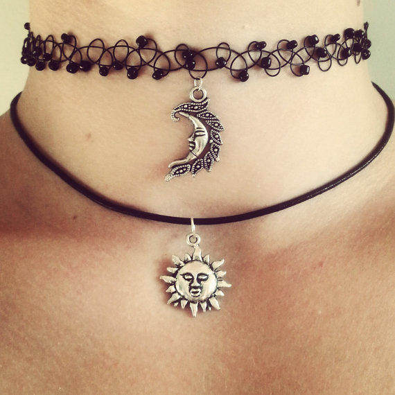 What do you think of these types of necklaces (chokers) ?