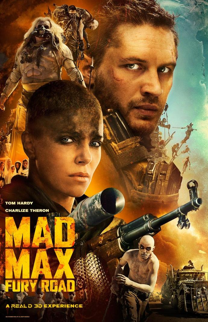 For those who are Mad Max fans, how did you feel about the Fury Road movie that was released nearly a year ago?