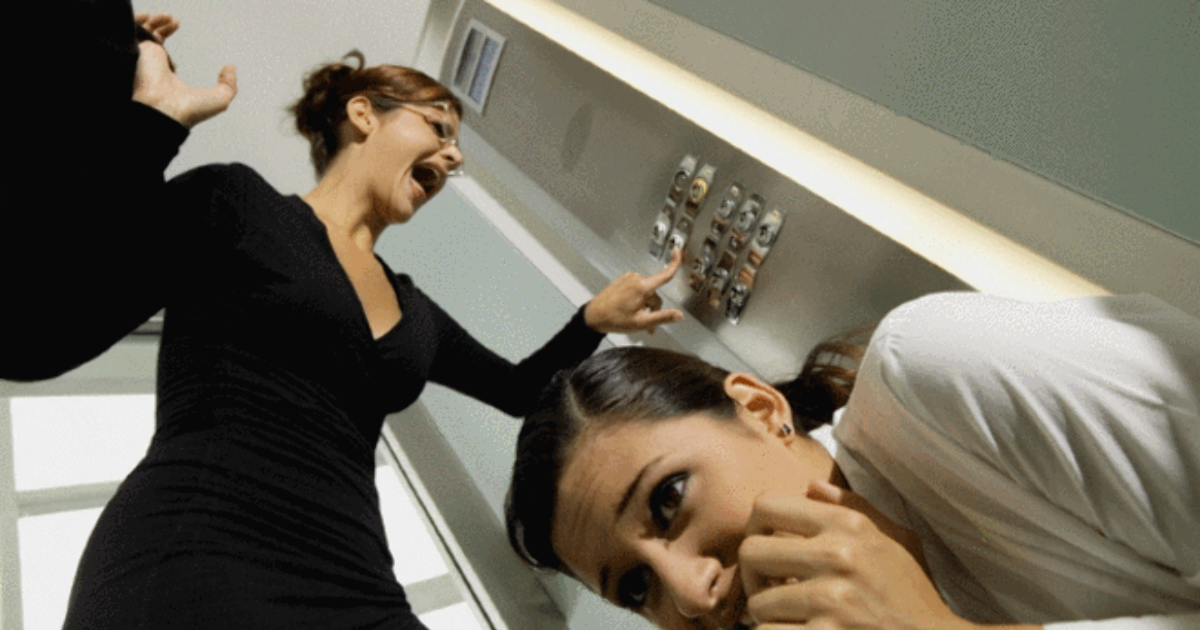 getting stuck in an elevator essay 3-5am: get lost in your analysis, your characters, your world write like you're trying to convince the most stubborn grammarian about truth, or heartless alien invaders about love don't overload.