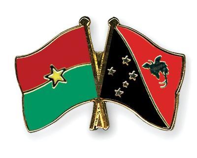 Papua New Guinea Vs Burkina Faso - Who would win a war?