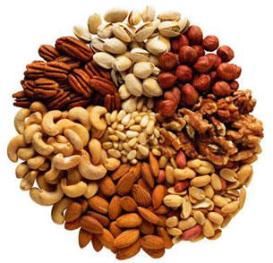 What's your favorite type of nut?