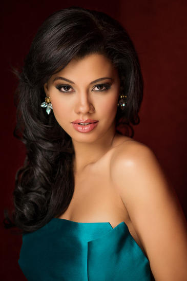 Which former Miss Universe contestant do you think is the most beautiful?