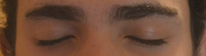 I dislike how big my eyebrows are. Should I keep them the way they are or make a modification?