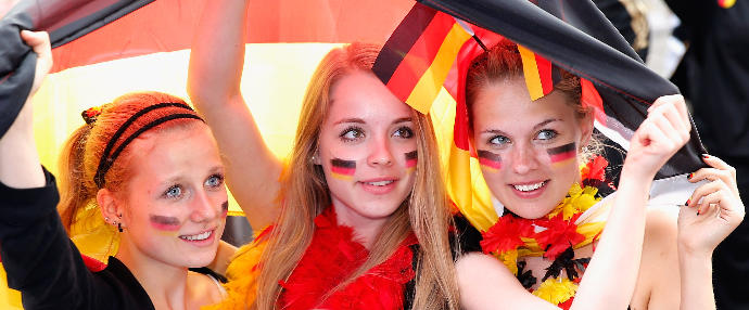 Would you wife a German Girl ?