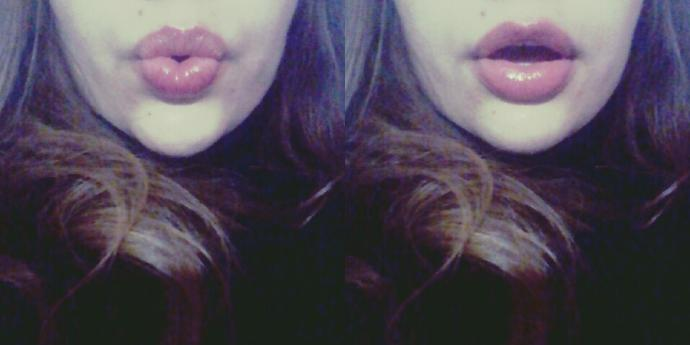 How do my lips look?