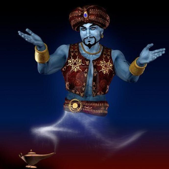 If a GENIE granted you ONE wish - what would it be?