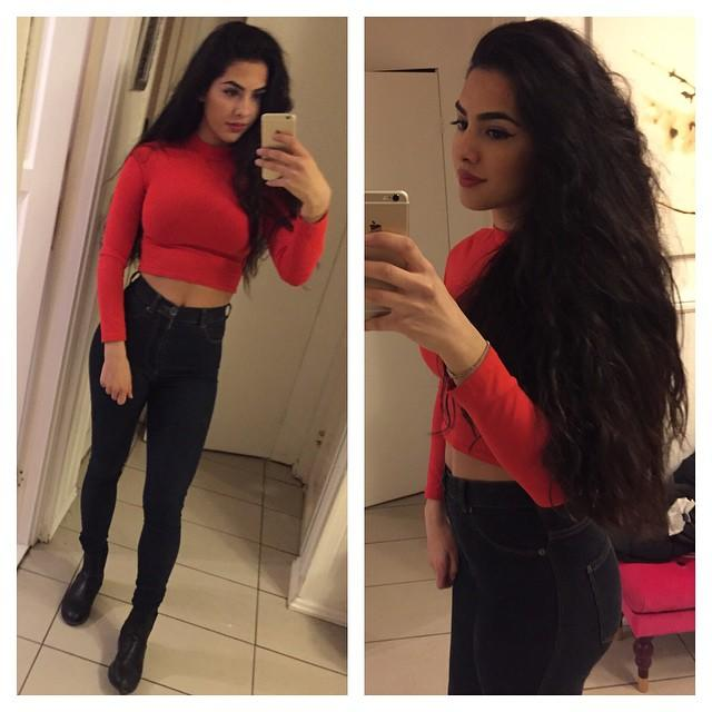 Is this middle Eastern Transexual attractive?