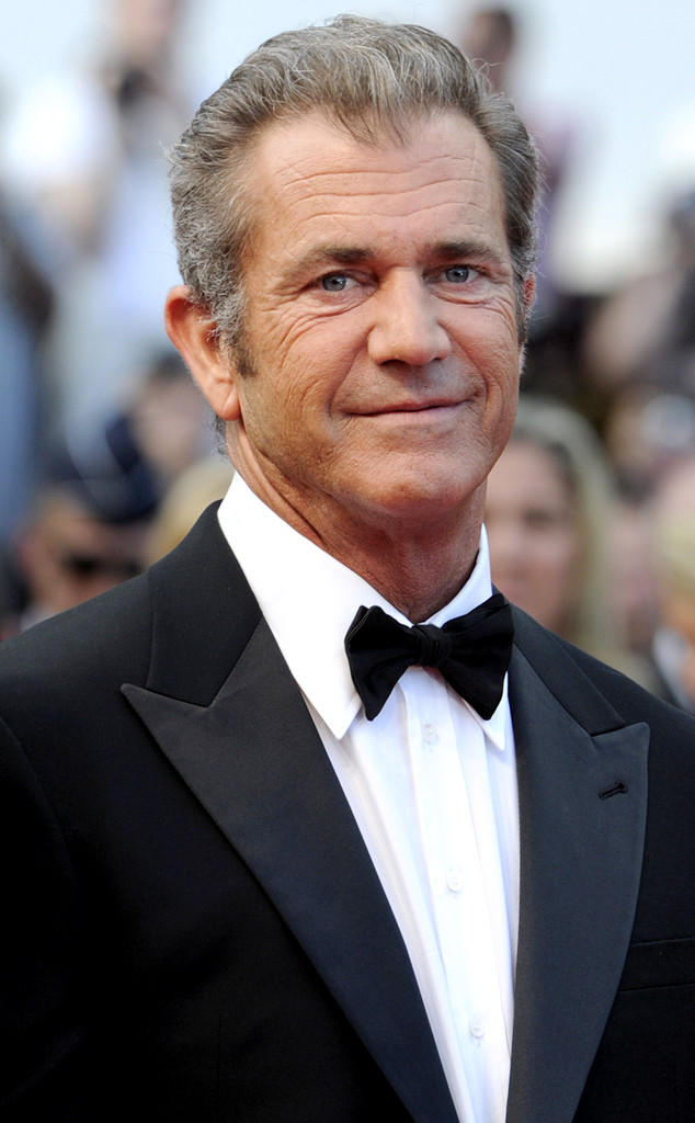 How do you feel about Mel Gibson as both an actor and a person?