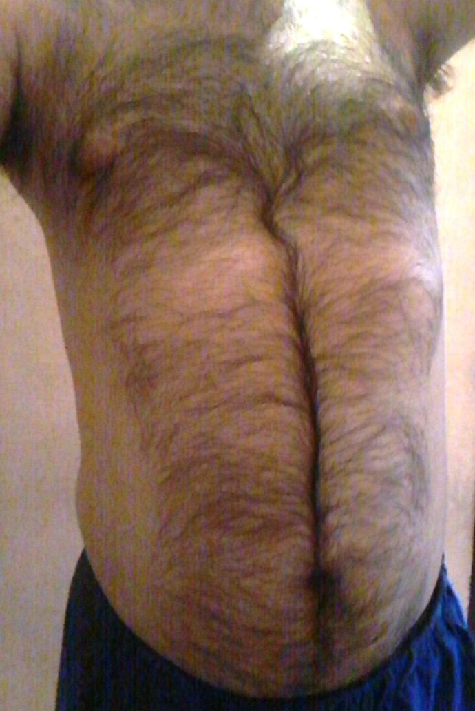 Girls, How ugly my body look? suggestion? and your first thought on this?