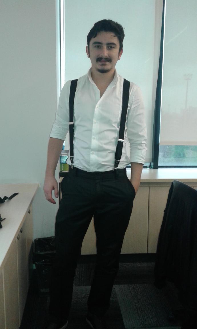 Do you like my style ? How do i look ?