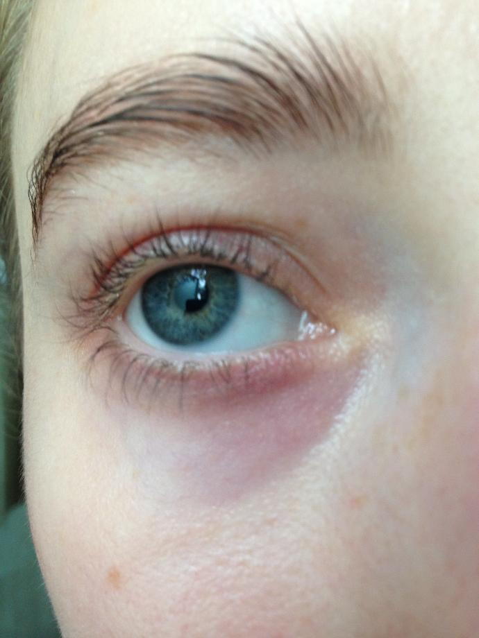 What color are my eyes?