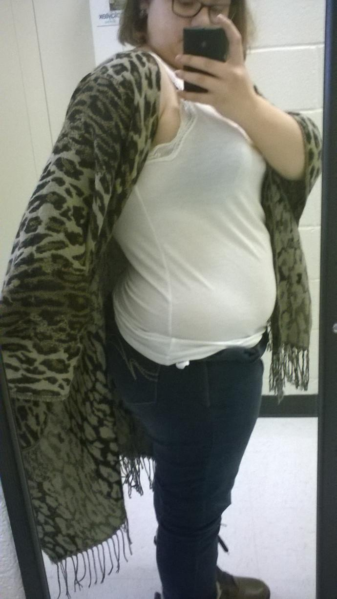 What can fat girls wear and look cute in?