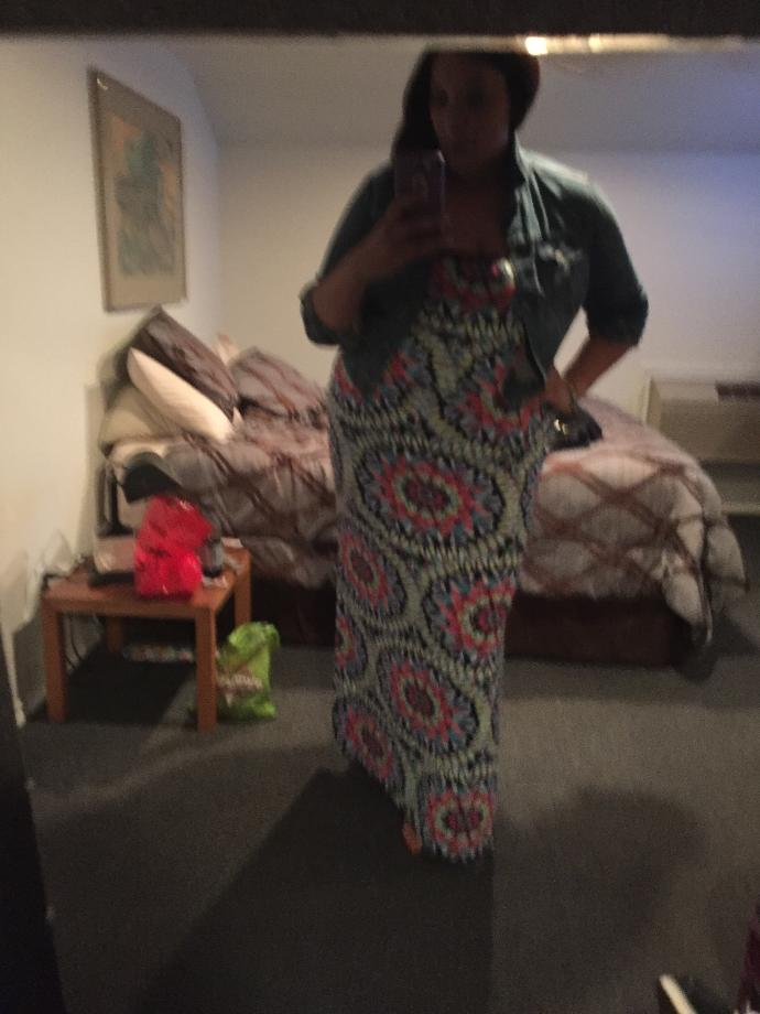How do I look? Would you consider me curvy, chunky, or fat?
