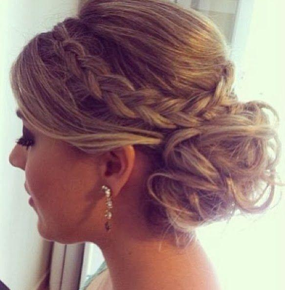 What hair style for prom?