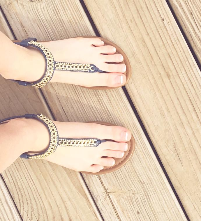 Are long toes a turn off for guys?