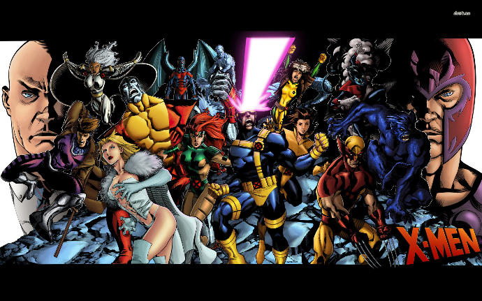 Who is your favorite member of the X-men?
