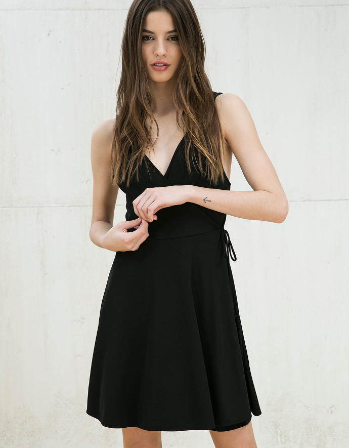 Do you think this dress looks good for meeting my boyfriend's parents?