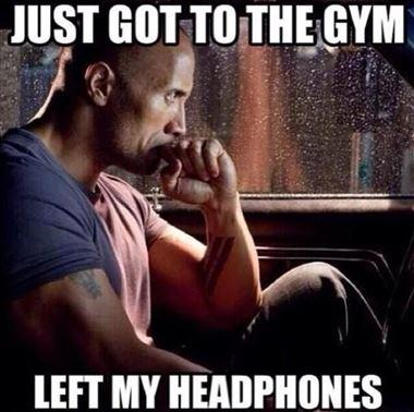 Who else can't leave the house with out their headphones?