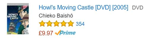 Why are Studio Ghibli films so fricking expensive?