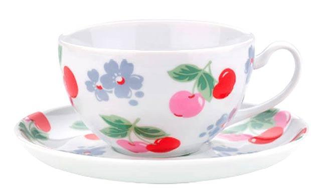 When was the last time you actually used the little saucer plates for the cup to drink tea or coffee?
