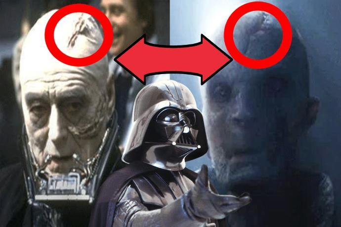 Who do you think Supreme Leader Snoke is ?