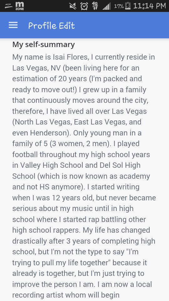 How may I improve my OkCupid profile I have spent time building?