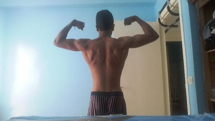 Is my back is muscler enough?