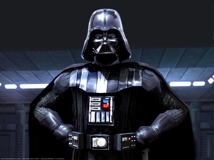Just For Fun - Darth Vader vs. Batman! Who wins?