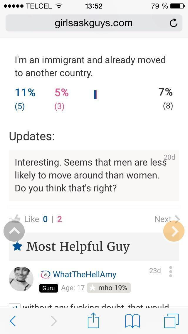 Am I a guy? Gag is trans?
