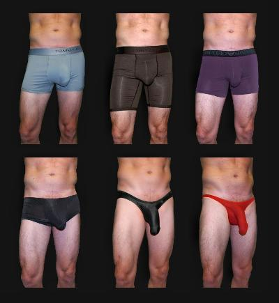 Girls, which of these underwear are the most fun for a sexy date?