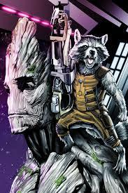 Who is your favorite guardian of the galaxy?