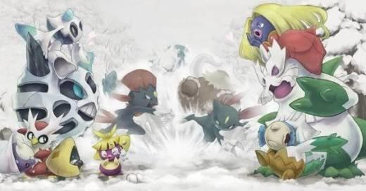 What were / are your favorite Pokemon types?