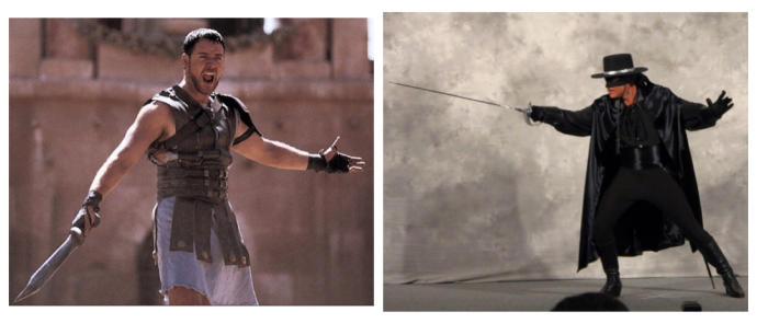 Maximus vs El Zorro, who would win in a sword fight?