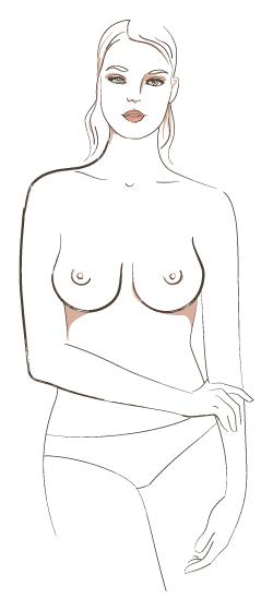 Girls, I am sure this will be most interesting question for girls here. what type of boobs do you have? (types also explained in detail by me)?