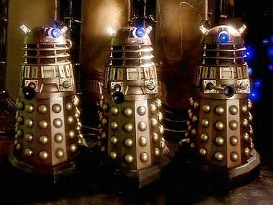 What are your favorite villains in Doctor Who?